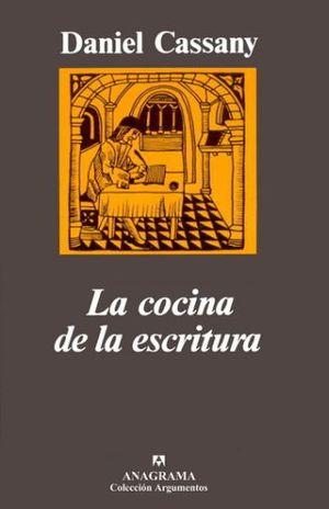 COCINA DE LA ESCRITURA, LA / 23 ED.