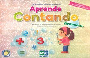 APRENDE CONTANDO AVANZADO SERIE APRENDE TODO (INCLUYE CUADERNO DE ACTIVIDADES) (NUEVO MODELO EDUCATIVO)