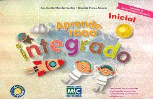 APRENDE TODO INTEGRADO INICIAL (NUEVO MODELO EDUCATIVO)