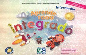 APRENDE TODO INTEGRADO INTERMEDIO (NUEVO MODELO EDUCATIVO)