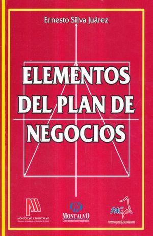 ELEMENTOS DE PLAN DE NEGOCIOS