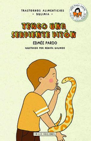 Tengo una serpiente pitón