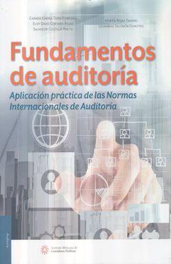 FUNDAMENTOS DE AUDITORIA. APLICACION PRACTICA DE LAS NORMAS INTERNACIONALES DE AUDITORIA
