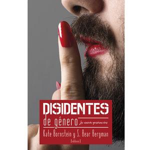 DISIDENTES DE GENERO