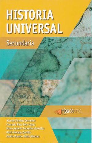 HISTORIA UNIVERSAL. SECUNDARIA / 2 ED.
