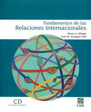 FUNDAMENTOS DE LAS RELACIONES INTERNACIONALES