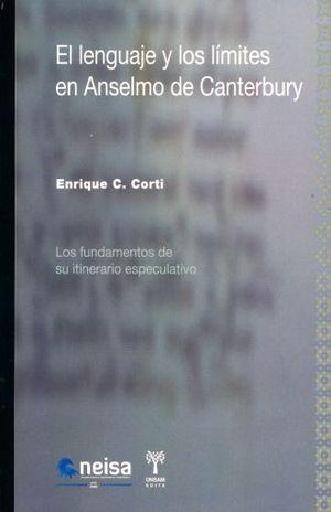 LENGUAJE Y LOS LIMITES EN ANSELMO DE CANTERBURY