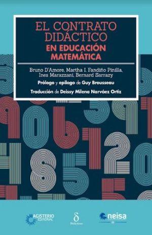 CONTRATO DIDACTICO EN LA EDUCACION MATEMATICA, EL