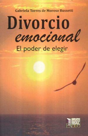 DIVORCIO EMOCIONAL