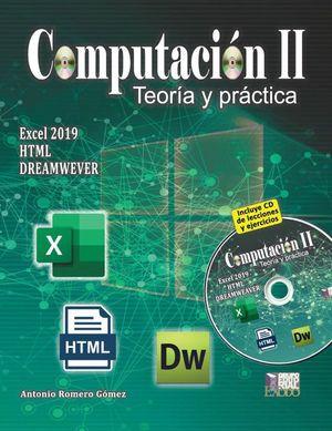 Computación II. Teoría y práctica (Incluye cd)