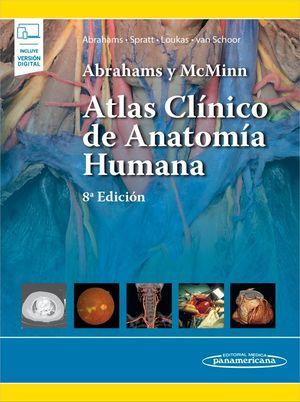 Atlas clínico de anatomía humana / 8 ed. (Incluye versión digital)