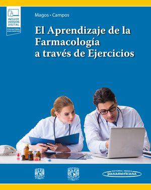 El aprendizaje de la farmacología a través de ejercicios (Incluye versión digital)