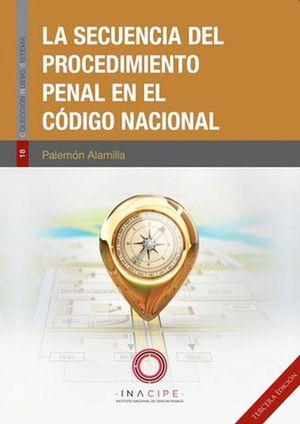 SECUENCIA DEL PROCEDIMIENTO PENAL EN EL CODIGO NACIONAL