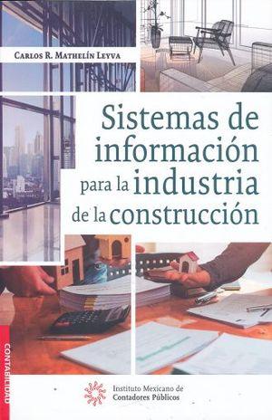 SISTEMAS DE INFORMACION PARA LA INDUSTRIA DE LA CONSTRUCCION