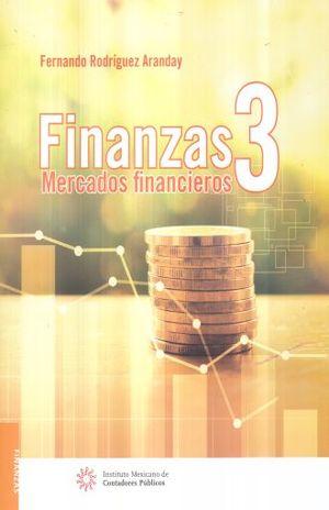 FINANZAS 3. MERCADOS FINANCIEROS