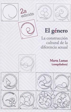 GENERO, EL. LA CONSTRUCCION CULTURAL DE LA DIFERENCIA SEXUAL / 2 ED.