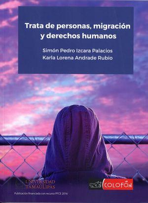 TRATA DE PERSONAS MIGRACION Y DERECHOS HUMANOS