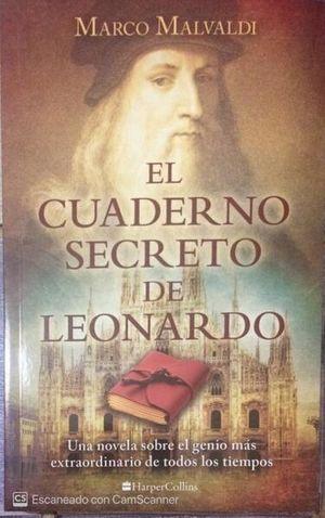 El cuaderno secreto de Leonardo