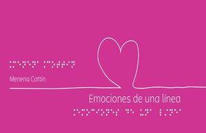 EMOCIONES DE UNA LINEA / PD. (LIBRO EN SISTEMA BRAILE)
