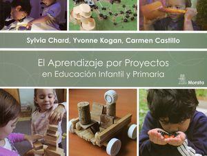 APRENDIZAJE POR PROYECTOS EN EDUCACION INFANTIL PRIMARIA, EL