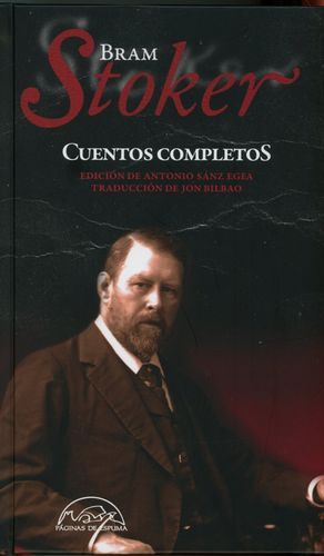 BRAM STOKER. CUENTOS COMPLETOS / PD.