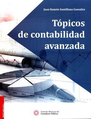 TOPICOS DE CONTABILIDAD AVANZADA