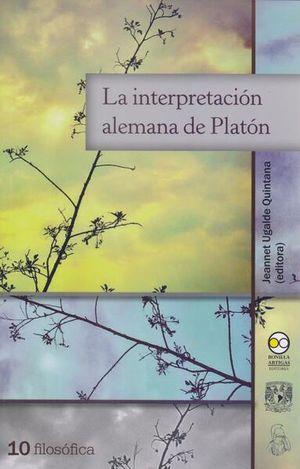 La interpretación alemana de Platón