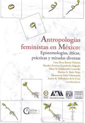 Antropologías feministas en México: Epistemologías, éticas, prácticas y miradas diversas