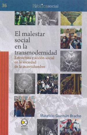 El malestar social en la transmodernidad