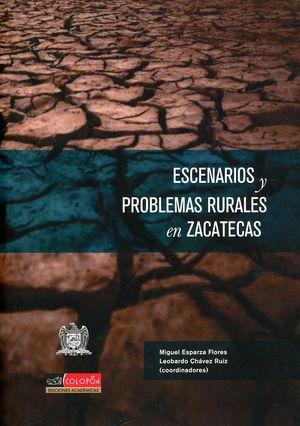 Escenarios y problemas rurales en Zacatecas