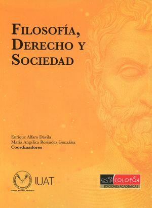 Filosofía, derecho y sociedad