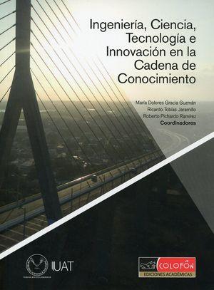 Ingeniería, Ciencia, Tecnología e Innovación en la cadena de conocimiento