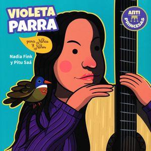 Violeta Parra para niñas y niños