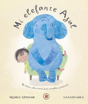 Mi elefante azul / pd.
