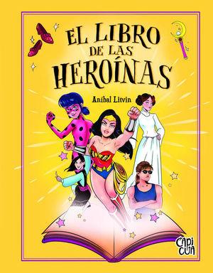 El libro de las heroínas / pd.