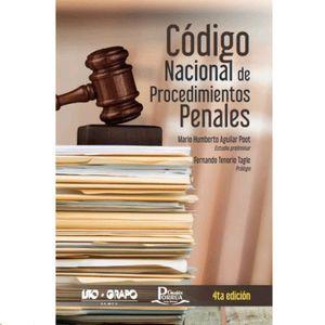 Código nacional procedimientos penales
