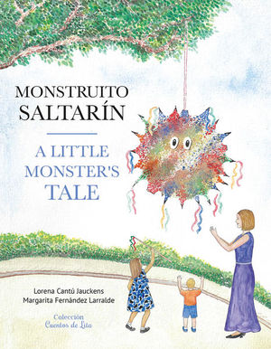 Monstruito saltarín / A Little Monster's Tale