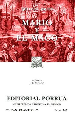 # 745 MARIO Y EL MAGO