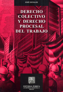 DERECHO COLECTIVO Y DERECHO PROCESAL DEL TRABAJO / 7 ED.