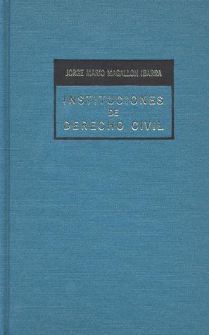 INSTITUCIONES DE DERECHO CIVIL / TOMO IV / 3 ED. / PD.