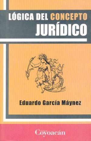 LOGICA DEL CONCEPTO JURIDICO