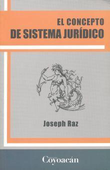 CONCEPTO DE SISTEMA JURIDICO, EL