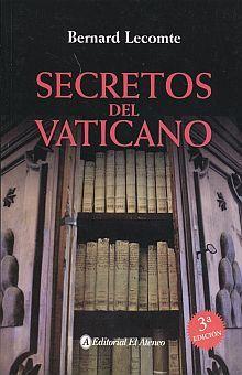 SECRETOS DEL VATICANO / 3 ED.