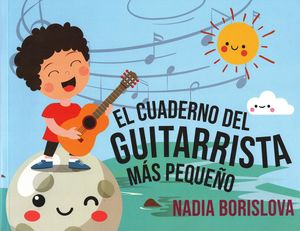 El cuaderno del guitarrista más pequeño
