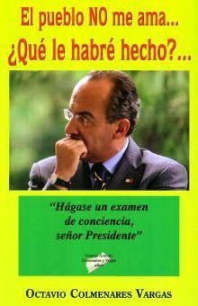 PUEBLO NO ME AMA QUE LE HABRE HECHO, EL