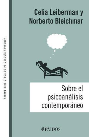 SOBRE EL PSICOANALISIS CONTEMPORANEO
