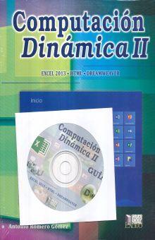 COMPUTACION DINAMICA 2. BACHILLERATO (INCLUYE CD)