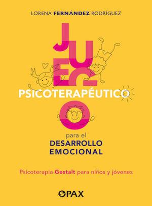 JUEGO PSICOTERAPEUTICO PARA EL DESARROLLO EMOCIONAL