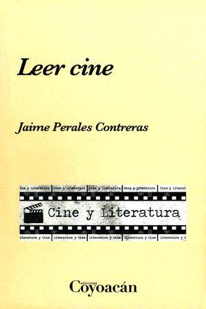 Leer cine. Cine y literatura