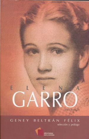 ELENA GARRO ANTOLOGIA
